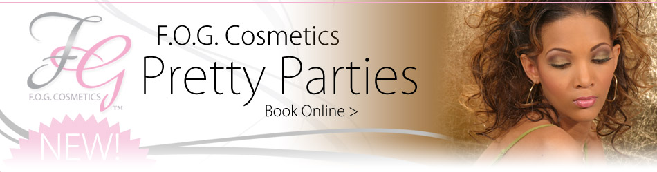 FOG Cosmetics Pretty Parties
